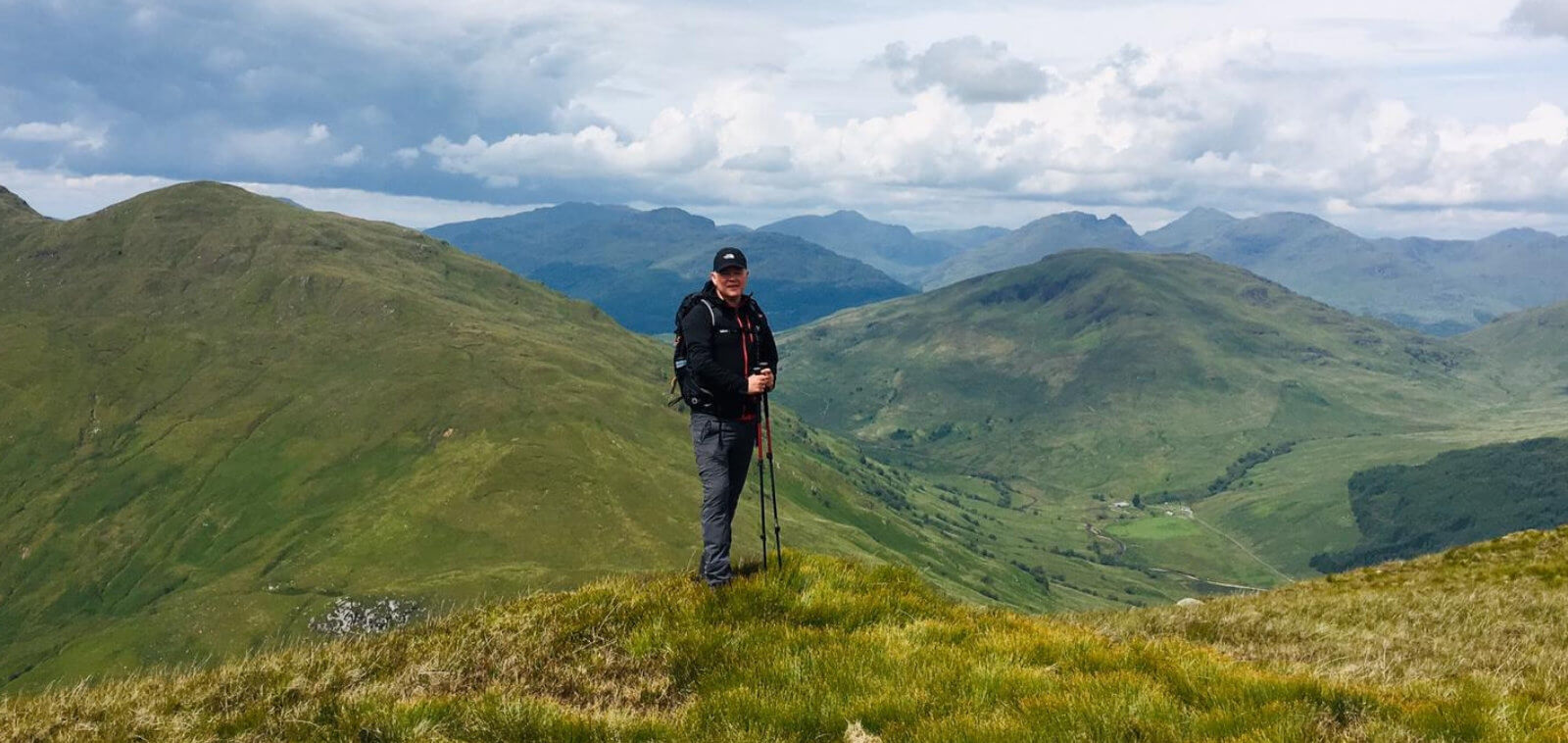Wrightway Hillwalking - Guide Hill Walking Scotland